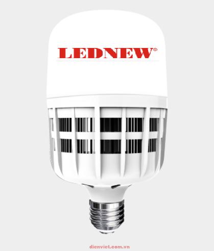 """LEDNEW """"PEN"""" (220V, 240V- 3W / 5W / 7W / 12W / 15W – E27 – PLASTIC TAIL / ALUMINUM) AS: WHITE – 6000K"""